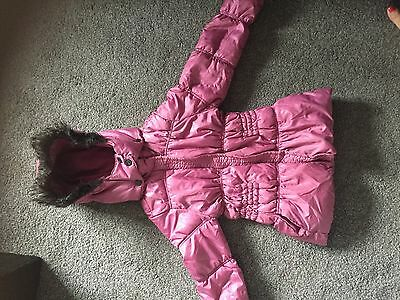 Girls Winter Coat