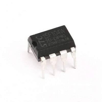 2pcs STC15F104W-35I-DIP8G STC Single Chip Integrated Circuit MCU DIP-8