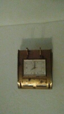 Antique German Clock and Calender