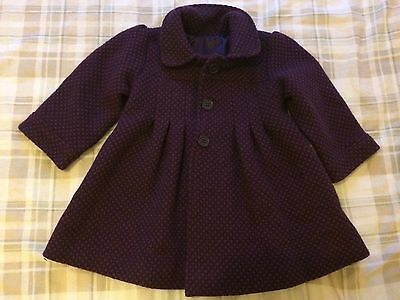 girls coat 12-18