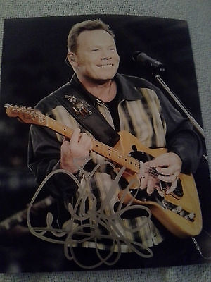 Ali Campbell Ub40 Signed Autograph 8X10 Photo
