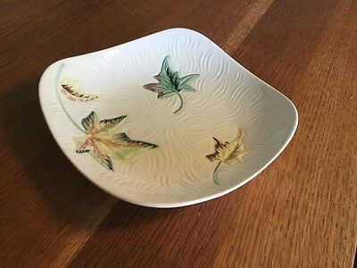 Vintage Shorter and Son Dish