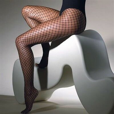 Fishnet Tights Black Colour One Size