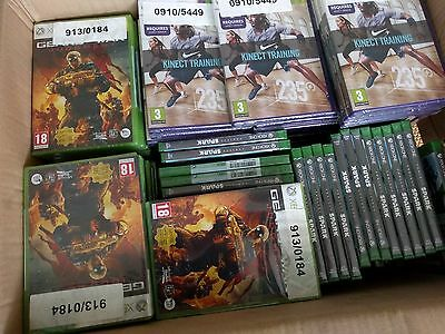 147 Wholesale Xbox / Xbox One Games (Brand New & Sealed)