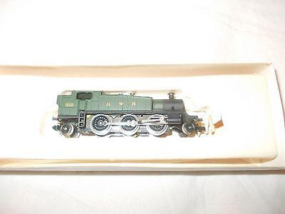 N Gauge Graham Farish 1604 GWR 2-6-2 Steam Locomotive Boxed