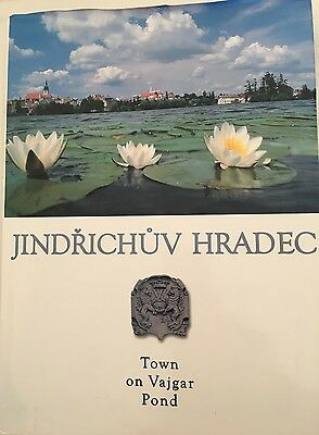 An Information Book About Jindrichuv Hradec, A Small Town In Czech Republic