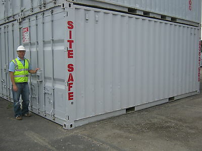 HIRE 20' / 6m Shipping Container - Melbourne