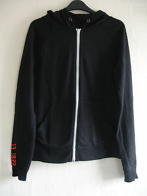 Girls Black Fashion Hoodie From Atmosphere