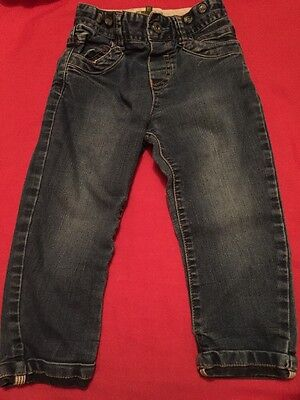 Ted baker Boys Jeans Age 2-3 Years.