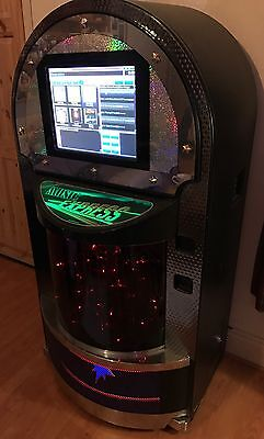 Sound Leisure Music Post Digital Touch Screen Jukebox
