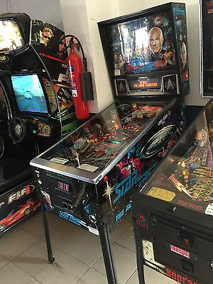 "Pinball / Flipper Williams ""star Trek The Next Generation"""
