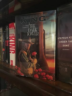 The Dark Tower bk 7 by Stephen King Signed Artist Edition Limited