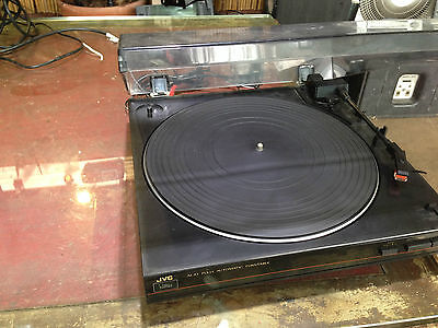 vintage JVC full automatic turntable AL-E1BK MADE IN JAPAN