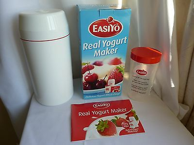 Easiyo Real Yoghurt Maker White with Red Trim