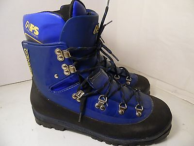 ASOLO AFS Evoluzione Royal  Mountaineering Hiking Boots mens Size 8.5 EU 42 UK 8
