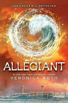 Divergent: Allegiant 3 by Veronica Roth (2013, Hardcover, 1st Edition)