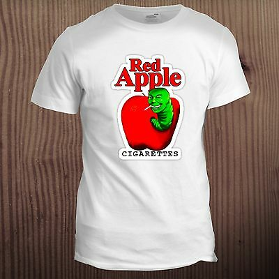 Red Apple Inspired Pulp Fiction Dad Father Movie Film Tarantino T Shirt
