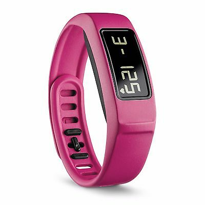 Garmin Vivofit 2 Small 100 % Genuine Fitness Band With Segmented Digital Led