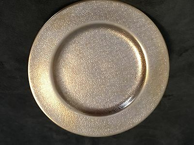 Pickard China - Gold Encrusted Plate - Pattern 656