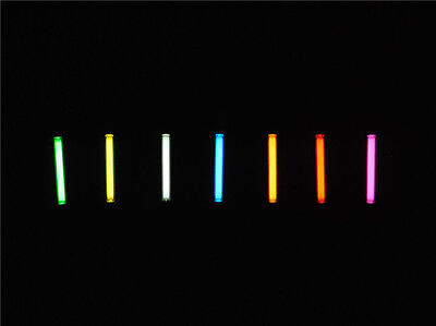 Eight Color Tritium luminescence Device Natural lighting Growth of 22.5 mm