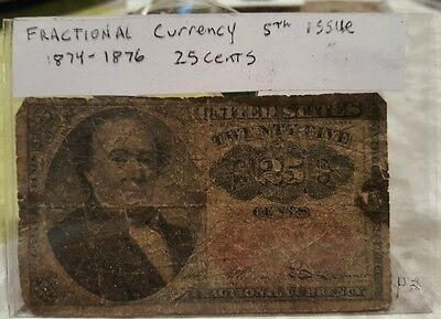 fractional currency old us money