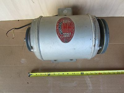 """Delta Double Duty Repulsion Induction Motor 3/4 HP 1725 RPM 1 PH 3/4"""" Shafts"""