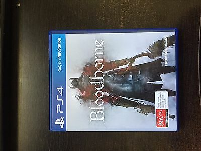 Bloodborne Playstation 4 Ps4 Game