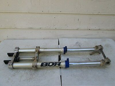 05 YZ 250F Forks only oem stock