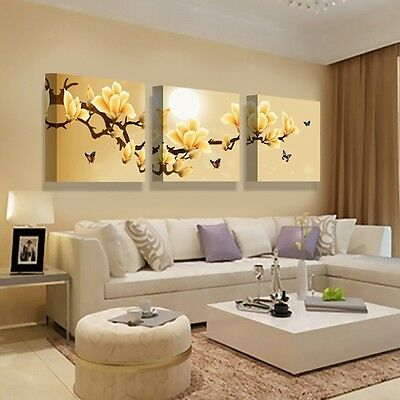 Print Poster Canvas Wall Art Orchids Decoration Art Oil Painting Modular Picture