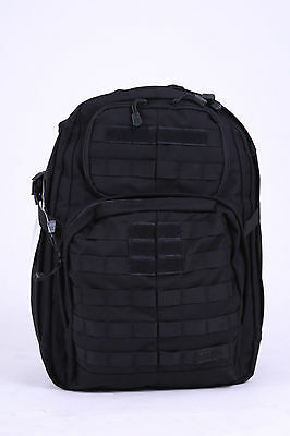 5.11 Tactical Rush 24 backpack Black - New with Tags