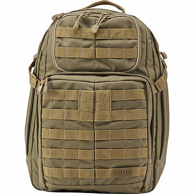 5.11 Tactical Rush 24 backpack Sandstone - New with Tags