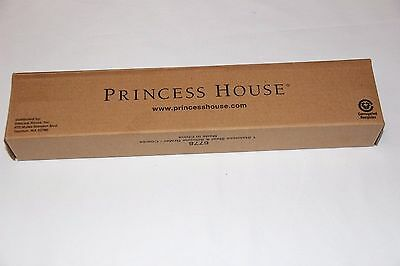 NIB Princess House Stainless Steel & Silicone Two-Way Coarse Grater (6778)  NEW