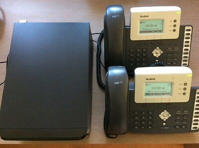 Yealink SIP T26P - System with server controller