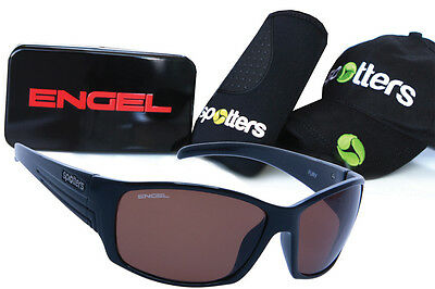 ENGEL Spotters sunglasses with cap & wallet