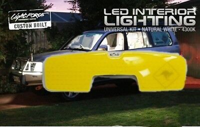 Lightforce LED Interior Lighting  4300k Natural White for Ford Ranger PX/PX2, BT