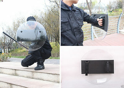 Irish Seller PC Hand-held Shield Police SWAT Riot Shield for Security Protection