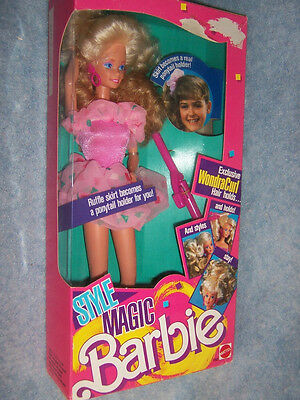 1988 Style Magic Barbie #1283