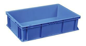 Plastic Stackable Container 600 X 400 X 150