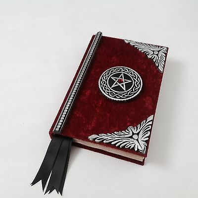 Book of shadows/blank spell book/Pagan journal Diary/Wiccan journal/ # 209