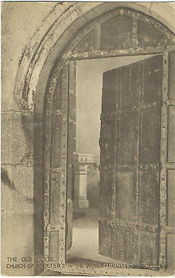 The Old Door,Church of St.Peter in the Woods,Guernsey(Sanbride series,Alannia 7)
