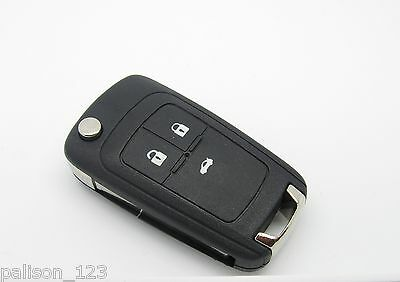 3 Button Remote Key Fob Case For Vauxhall Opel Insignia Astra Mokka