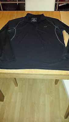 Crane long sleeve cycle jersey (large) excellent condition
