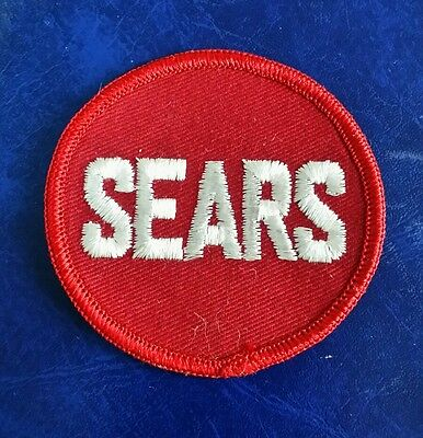 Vintage Sears Department Store Patch