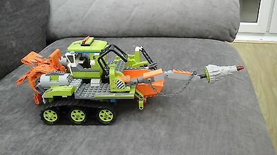 Lego power miner crystal sweeper