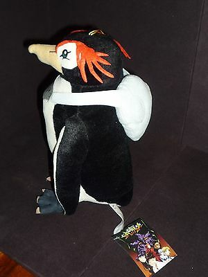 """Neon Genesis Evangelion 14"""" Pen Pen the Penguin Plush by Gainax New With Tag"""