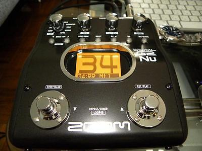 ZOOM G2Nu- great guitar effect processor, compact & powerfull, + USB possibility