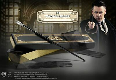 FANTASTIC BEASTS & Where to Find Them : PERCIVAL GRAVE WAND Noble Collection