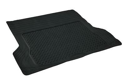 Black Heavy Duty Rubber Boot Mat Liner Protector for JEEP
