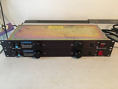 Furman PL-8  Power Conditioner and Light Module 110V USA Version