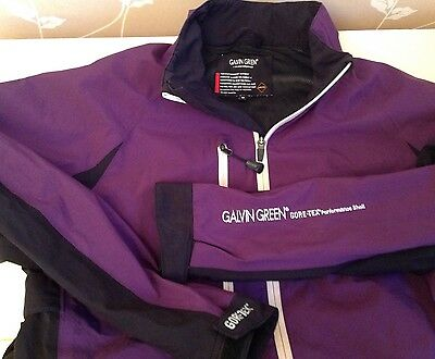 Galvin Green Gore Tex Waterproof Golf Jacket